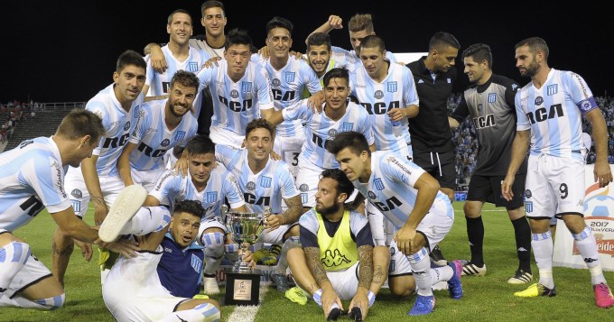 Racing se quedó con la revancha en Mar del Plata ante Independiente