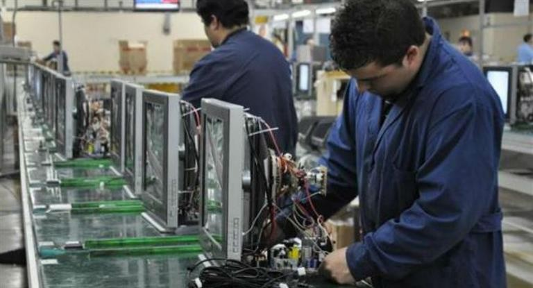 Electrónica fueguina: la peor caída de producción en 10 años