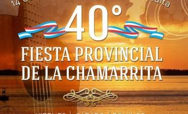FEDERAL PARTICIPARÁ DE LA 40º FIESTA DE LA CHAMARRITA EN SANTA ELENA