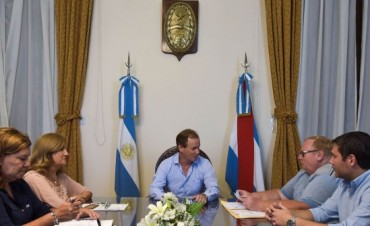 Bordet definió obras viales, educativas y sanitarias para Paraná Campaña