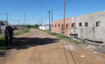 CONSIDERABLES AVANCES EN LA CONSTRUCCIÓN DEL ESPACIO PARA EMPRENDEDORES EN EL ANFITEATRO