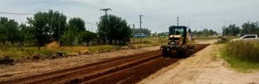 Proyectan mejoras viales en el acceso a Chajari y Villa del Rosario