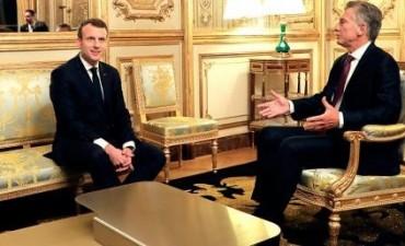 La cigüeña del acuerdo no pasó por París