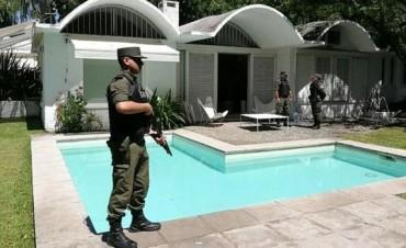 Desbarataron un laboratorio narco en el Olivos Golf Club y detuvieron a la banda