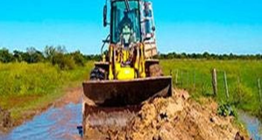 Cinco departamentos de la provincia están afectados con cortes en rutas y caminos