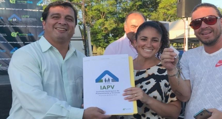 La provincia proyecta construir otras 16 viviendas en Federal