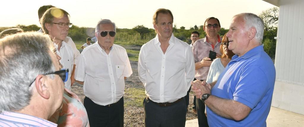 En su visita a la Empresa COBISE; Bordet reiteró el apoyo de la provincia a la producción e instó al diálogo