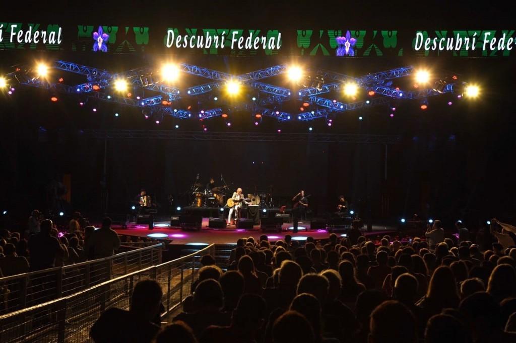 El Festival Nacional del Chamame de Federal tendrá transmisión virtual en su nueva edición