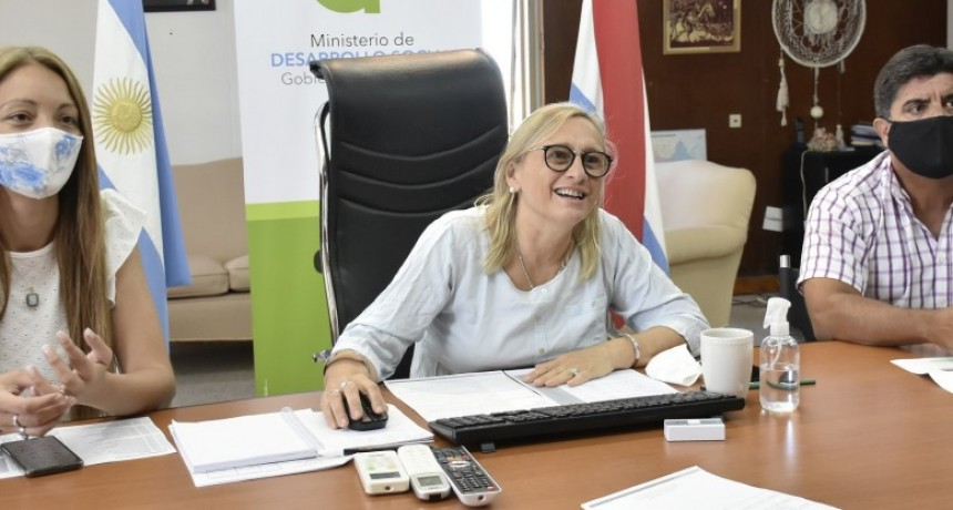 La provincia entregó aportes por más de cinco millones de pesos a residencias gerontológicas, dentro de ellas CONSCRIPTO BERNARDI