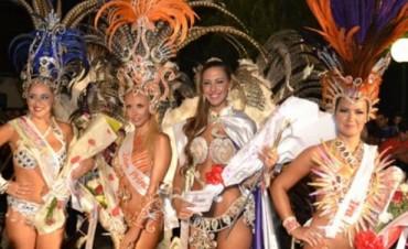 Eligieron la Reina del Carnaval de Santa Elena