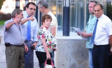 La fiscal Fein suspendió sus vacaciones