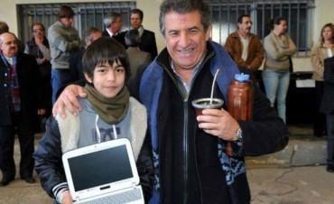 Conectar Igualdad: Más de 150 mil netbooks se entregaron a estudiantes de Entre Ríos