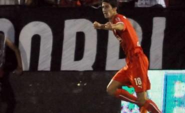 Independiente superó 3 a 2 a Newell´s en Rosario en un partido cargado de goles