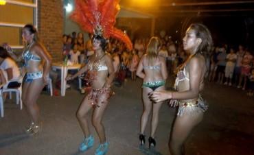 El carnaval también se vivió en Federal