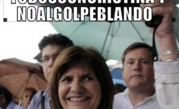 El hashtag #TodosConCristina copó Twitter