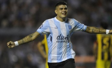 Otra más: Racing goleó a Guaraní  de local por la Copa Libertadores