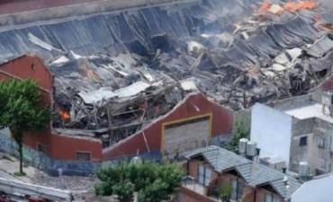 Iron Mountain: la Policía Federal confirmó que el incendio fue intencional