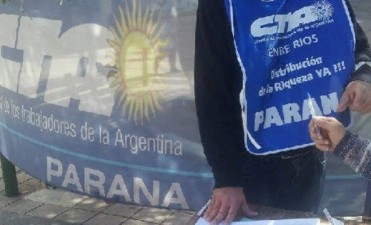 """Los jubilados provinciales exigen a Bordet la modificación """"inmediata"""" del cronograma de pagos"""