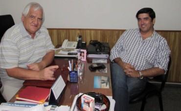 El gobierno y la Unión de Trabajadores Hoteleros avanzan en proyectos conjuntos de capacitación
