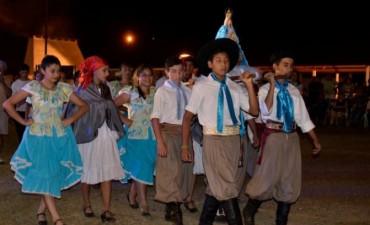 Federal celebró la 2da. noche de la peña oficial del Festival