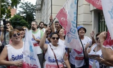Los docentes bonaerenses rechazaron el aumento propuesto por el gobierno