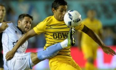 Boca empató frente al Temperley de Iván Delfino