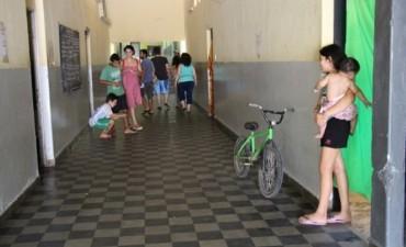 Agmer advirtió sobre las condiciones de las escuelas que funcionaron como centros de evacuados
