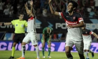 San Lorenzo le ganó a Sarmiento con polémica y sobre la hora