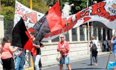 Agmer Paraná se movilizará este miércoles