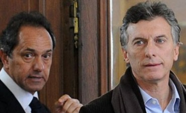 Se conocen los primeros números sobre los gastos de campaña en las últimas elecciones: Macri, 130 millones; Scioli, 96 millones