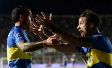 Boca ganó en San Juan con el gol de Tevez y Arruabarrena respira