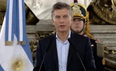 Impuesto a las Ganancias: Mauricio Macri anunció que el mínimo no imponible será de 30.000 pesos bruto
