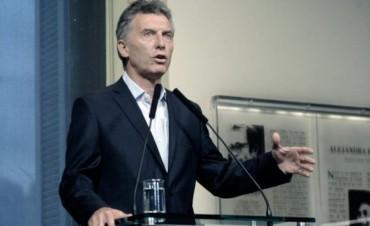 Macri dará una conferencia para referirse a la modernización del Estado