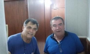 El viceintendente Wetzel y el secretario de la producción Schumacher viajan a la República Oriental del Uruguay