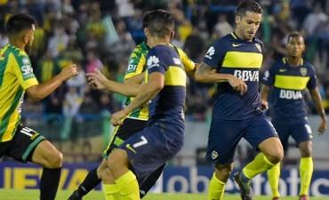 En un nuevo amistoso de preparación, Boca cayó ante Aldosivi