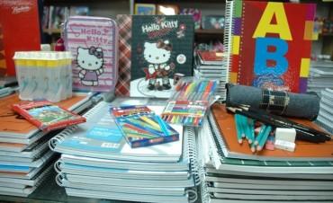 La canasta escolar aumentó un 29% promedio en Entre Ríos