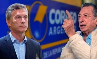 Amadeo confirmó que fue el propio Macri el que mandó a que se resuelva la deuda del Correo