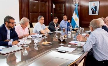 Asambleístas de Gualeguaychú se reunieron con Bergman y pidieron