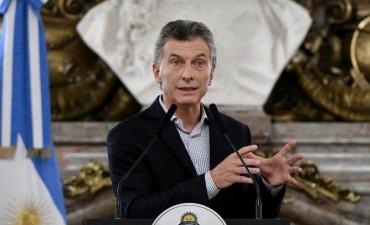 Macri minimizó sus errores de gestión: