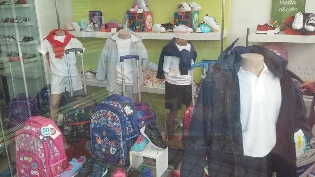 Entre útiles y vestimenta, volver a clases va a costar 1.500 pesos en promedio