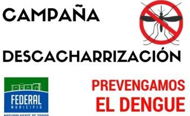 SE INICIA EL PROGRAMA MUNICIPAL DE DESCACHARRIZADO