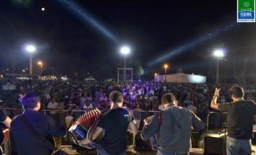 TERCERA Y ÚLTIMA NOCHE DE LAS PEÑAS FESTIVALERAS