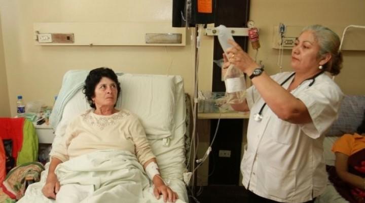 Advirtieron por el alto número de suplentes en el área de Enfermería