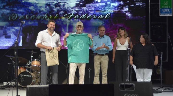 EL INTENDENTE JUNTO AL MINISTRO FRIGERIO INAUGURARON LA EDICIÓN Nº 43 DEL FESTIVAL NACIONAL DEL CHAMAMÉ