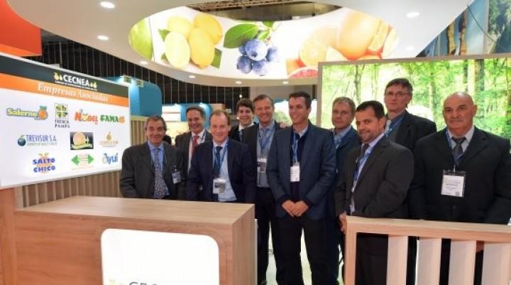 Positivo balance de la misión comercial entrerriana en Alemania