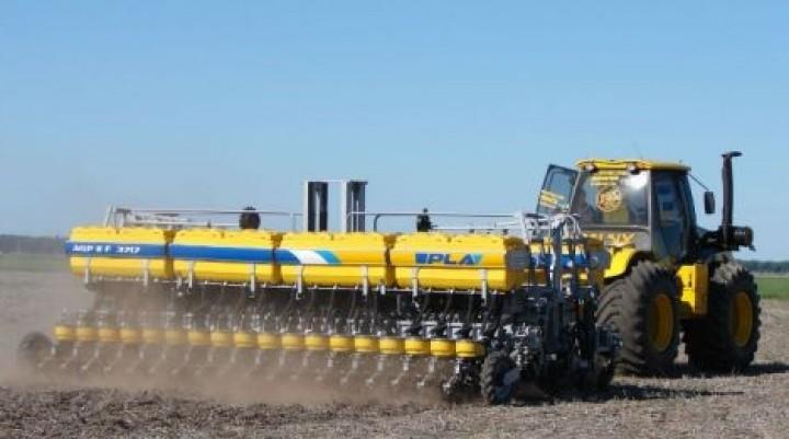 Récord de ventas de maquinaria agrícola en 2017 - Déficit con el exterior
