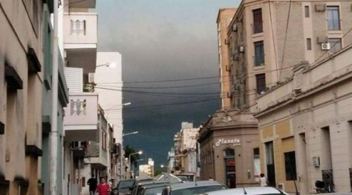Hay alerta por tormentas fuertes para Paraná y otros departamentos