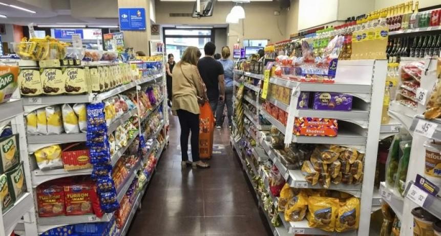 La inflación de enero fue del 2,9%, superior a la estimada por privados