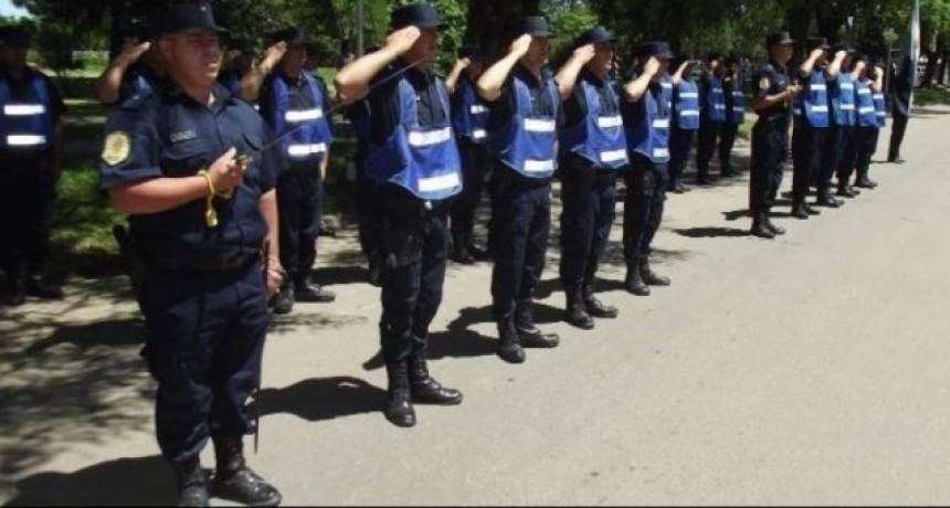 ASCENSOS DE OFICIALES Y SUBOFICIALES DEL NUMERARIO DE LA POLICIA LOCAL