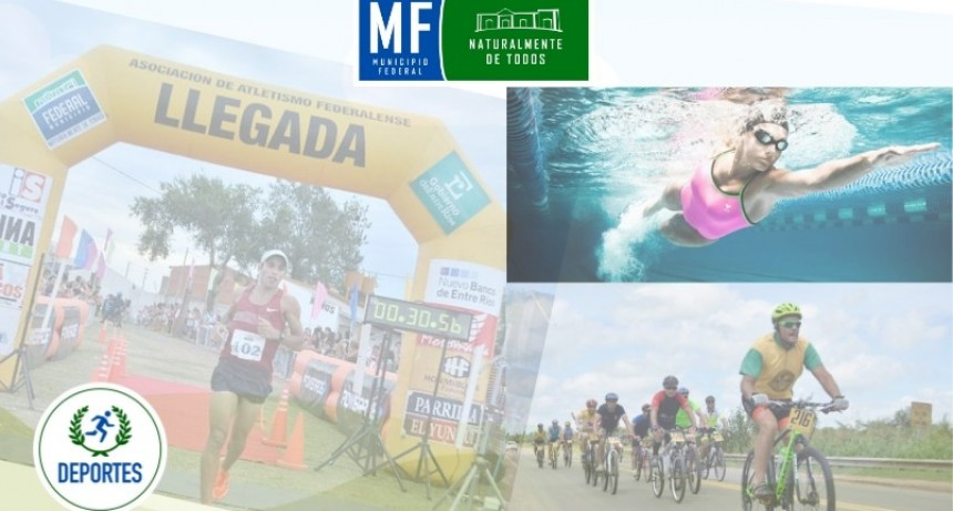 TRIATLÓN EN FEDERAL